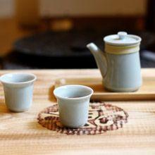 Tea time, simple and elegant