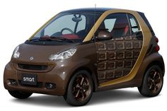 Auto * čokoláda ♥