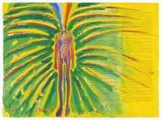 Alkymistiske akvareller XI, 1982-1985