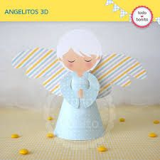 Resultado de imagen de angelito 3D