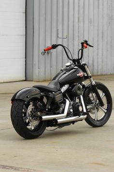 Newest Street Bob...Just a Simple Bobber...Nothing Special -