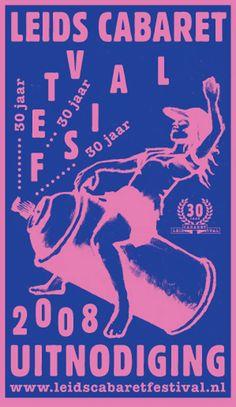 lcf-2008-meld-je-aan  Studio Boot Festival Boots, Cabaret, Editorial Design, Art Direction, Festivals, Graphics, Studio, Cover, Books