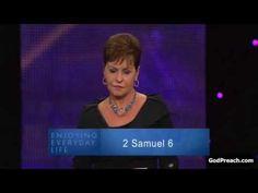 ▶ Joyce Meyer - Living Amazed (Part 1) - Joyce Meyer Ministries - YouTube