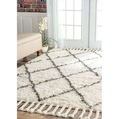 Rugs USA - Area Rugs in many styles including Contemporary, Braided, Outdoor and Flokati Shag rugs.Buy Rugs At America& Home Decorating SuperstoreArea Rugs Moroccan Area Rug, Rugs Usa, Buy Rugs, Spring Home, Contemporary Rugs, White Area Rug, Wool Area Rugs, Wool Rug, Rugs On Carpet
