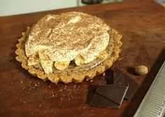 Spiced Banoffe Pie recipe - The Cook's Pantry