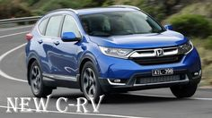 HONDA C-RV 2018 Turbo Hybrid Review - Interior, Engine - Specs Reviews |...
