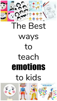 emotions activities for kids to learn about emotions #Freeprintable #freeemotionsprintable #emotionsacitivityforkids #learnaboutemotions #drawemotions #emotionscraftsforkids #kidscrafts #kidsart