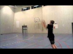 amateur basketball shots