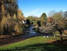 The Ford Braughing, Hertfordshire, England