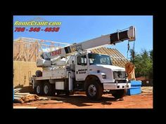 34 Boom Truck Rental Ideas Boom Truck Rental Roof Trusses