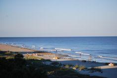 my view of The Baroney Beach on Hilton Head!!
