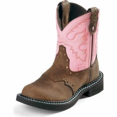 hot sale online c4c38 5ac34 Justin Kid s 6 in. Gypsy Cowgirl Collection Boot at Tractor Supply Co.