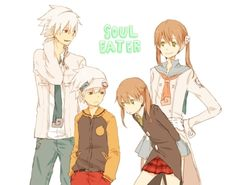 Soul x Maka JUST BE TOGETHER!