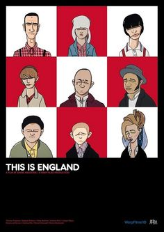 This is England alternative poster