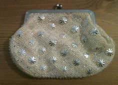 80s beaded change purse (I had one like this when I was kid LOL)