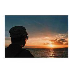 월요일 이후 사진 쿨타임 옴 #vsco #sunset #일몰 #노을 #석양 #바다 #sea #대부도 #티라이트 #iphone6s #iphone6splus #안산 #시화방조제 #ansan @wahoo117