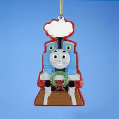 Country Marketplace - Thomas The Train Personalization Ornament, $14.99 (http://www.countrymarketplaces.com/thomas-the-train-personalization-ornament/)