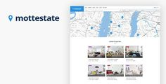 Mottestate - Real Estate HTML Template   Mottestate – Perfect real estate template, designed to create amazing experience for your customers. It offers design variations with flexibility and customizability to fulfill various requirements. Template Features Eye-catching Purpose Oriented Design Fully Responsive Layout 4 Homepage Variations Properties Page Property Detail Page Google Web Fonts