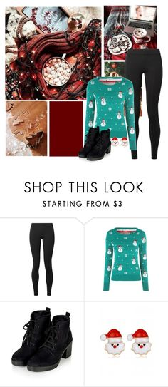 """Hot Chocolate And Christmas Sweater"" by arrowette-845 ❤ liked on Polyvore featuring The Row"