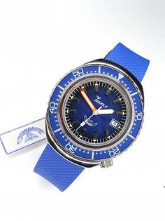 Squale watch I would like to have this summer...!