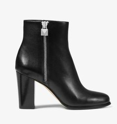 1f0ebcea15840 Michael Kors Margaret Ankle Booties Black Size 8M NIB #MichaelKors #Booties.  Butterfly Finds · Women's Designer Fashion Boots