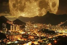 2016... going to see super moon in Brazil!!