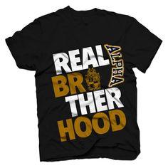 Alpha Phi Alpha Real Brotherhood