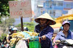 Người Sài Gòn trong nắng nóng 40 độ C