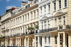 London | Townhouses in Notting Hill