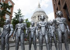 Cool Doctor Who BTS video shows how they built those terrifying Cybermen | Blastr