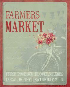 "lovecreative: "" sidknee23: "" chestchest: somehowlou: farmers market mmm… local honey… mmm… "" """