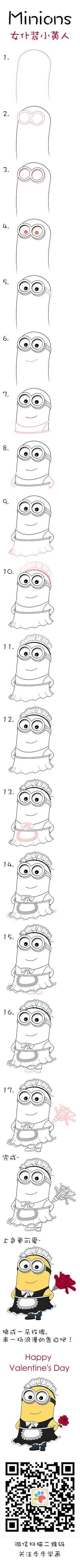cleaning minion