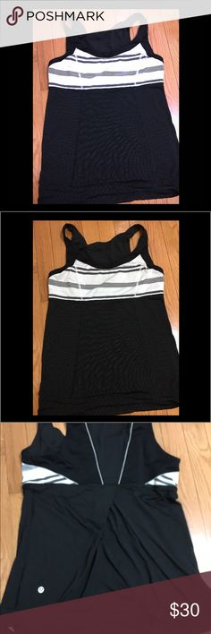 Lululemon jawstring tank Great condition. Comfy. Tagless. ONLY LOOKING TO SELL. No trades. Please use offer button if interested. Open to reasonable offers.  Lmk if I can answer any questions for you. Thank you for visiting my closet. Comeback again! 😀 lululemon athletica Tops Tank Tops