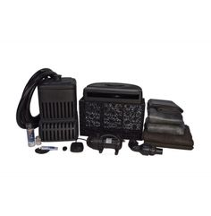 Aquascape Small Pondless Waterfall Kit w/ Stream Waterfall Building, Waterfall Lights, Tabletop Fountain, 12v Led, Garden Pond, Water Systems, W 6, Pool Landscaping, Water Features