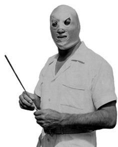 Santo, el Enmascarado de Plata - nombre Rodolfo Guzman Huerta
