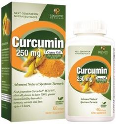 Genceutic Curcu-Gel Curcumin 250 Mg Dietary Supplement - 60 Softgels Vinegar Weight Loss, Weight Loss Herbs, Best Fat Burning Pills, Fat Burning Drinks, Vitamins For Energy, Natural Vitamins, Natural Supplements For Depression, Herbal Remedies For Anxiety, Curcumin Supplement