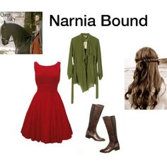 """Lucy-Narnia Bound"" by george-sprouse on Polyvore"