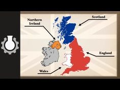 What is the difference between England, Great Britain, and United Kingdom?