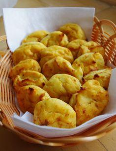 Ági főz: Sajtfánk avagy sajtoscsók