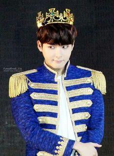 The Little Prince Yesung, Donghae, Kim Ryeowook, Siwon, Heechul, Super Junior Leeteuk, Instyle Magazine, Cosmopolitan Magazine, Yoseob