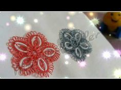 Tatting Patterns, Diy And Crafts, Flowers, Model, Youtube, Jewelry, Tenerife, Diy Kid Jewelry, Hand Crafts