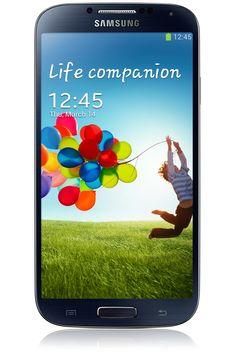 uk Galaxy S4 black