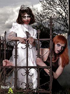 Zombie foceni  #zombie #walk #attack