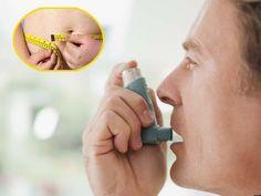 Salud: obesidad aumenta las posibilidades de padecer asma
