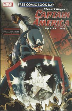 Marvel Captain America comic special