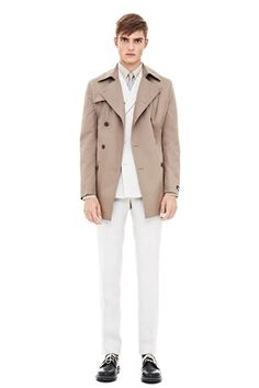 Men's Style & Fashion – News, Tips, Trends & Celebrity Style Spring 2014, Spring Summer, Summer 2014, Blazers, Dkny Mens, Fashion Show, Mens Fashion, Boy Fashion, Fashion Trends