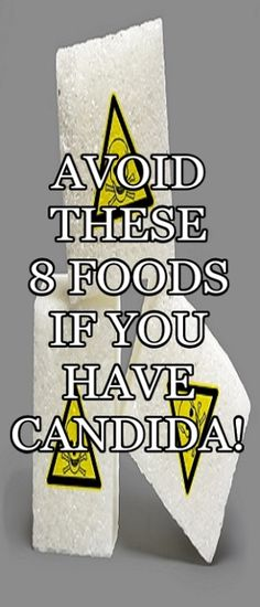 This is because candida operates on a sugar metabolism. It ferments sugars in the gut and then releases toxic byproducts as it begins to overtake and Anti Candida Diet, Candida Cleanse, Health And Nutrition, Health Tips, Candida Yeast Infection, Candida Overgrowth, Ayurvedic Recipes, Candida Recipes, Leaky Gut