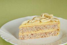 švédský mandlový dort Chicken Paprikash, Pavlova, Gluten Free Recipes, Vanilla Cake, Food Inspiration, Deserts, Food And Drink, Cooking Recipes, Sweets