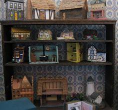 Miniature shop of dollhouse miniatures! caseymini.blogspot  So realistic!