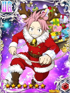 Fairy Tail Brave Guild - Natsu Dragneel